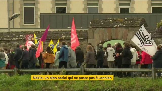 Nokia : 402 postes supprimés à Lannion