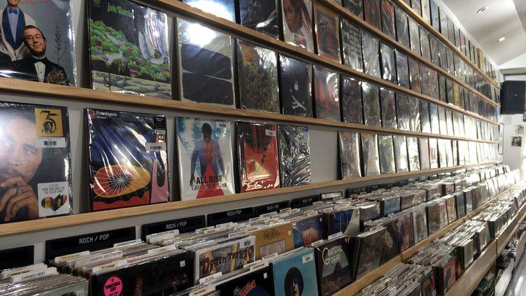 Le vinyle connaît une croissance importante, là où le CD pèche. (EMILIO J. LOPEZ/EFE/SIPA / EFE)