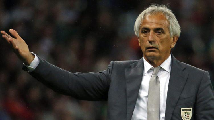 Vahid Halilhodzic, le coach de l'Algérie au Mondial-2014