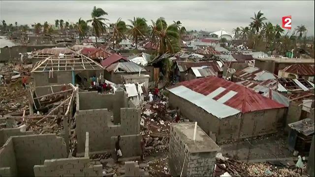 Ouragan Matthew : lourd bilan en Haïti