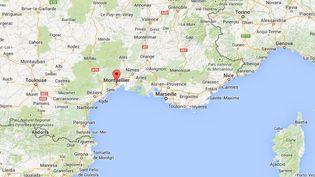 La découverte de deux têtes dans des seaux de formol a été effectuée à Montpellier (Hérault), vendredi 10 octobre 2014, à l'occasion de travaux dans un ancien cabinet médical, inoccupé depuis plus près de trente ans. ( GOOGLE MAPS)
