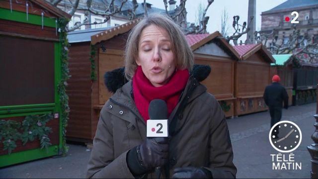 Attaque de Strasbourg : le marché de Noël va rouvrir