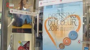 Dressing du coeur d'Emmaüs (FRANCE 3)
