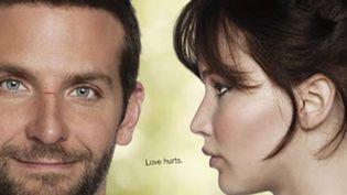 "Bradley Cooper et Jennifer Lawrence dans ""Happiness therapy"".  (DR)"