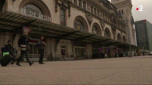 Réforme de la SNCF : débat chez les cheminots