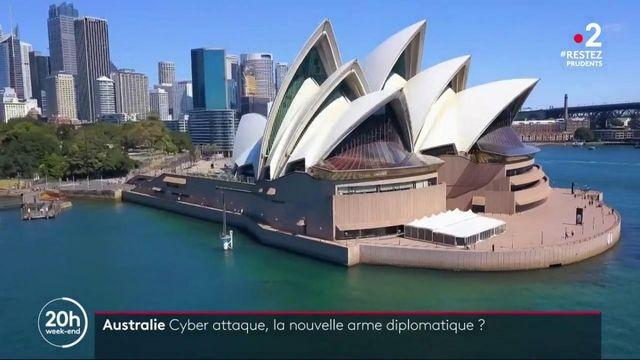 Australie : cyberattaque, la nouvelle arme diplomatique ?