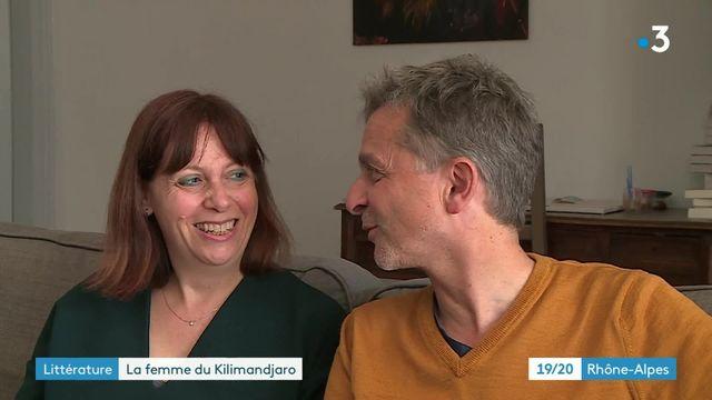 """""""la femme du Kilimandjaro"""", le polar à succès de deux Savoyards"""