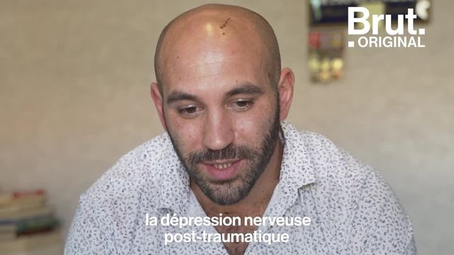 Sa vie a basculé lors d'une mission en Afghanistan. Il témoigne.