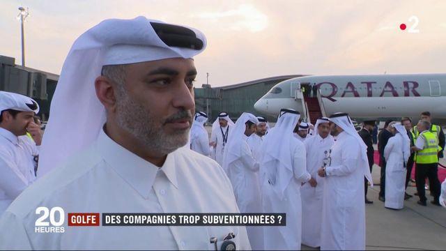 Golfe : des compagnies trop subventionnées ?