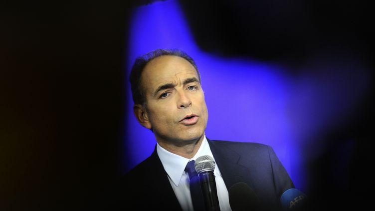 Jean-François Copé, ancien président de l'UMP, le 25 mai 2014 à Paris. (WITT / SIPA)