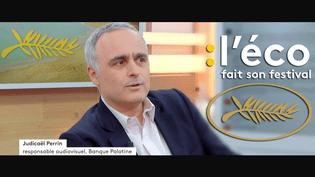 Judicaël Perrin, responsable audiovisuel à la Banque Palatine : « L'absence de Netflix pose un problème ». (FRANCEINFO)