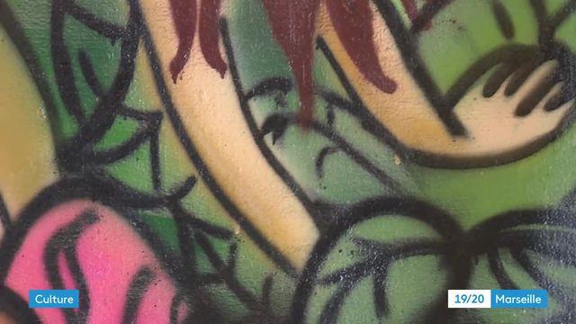 Exposition de street-art au château de Forbin