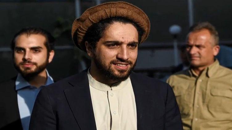 Ahmad Massoud. (Capture d'écran franceinfo)