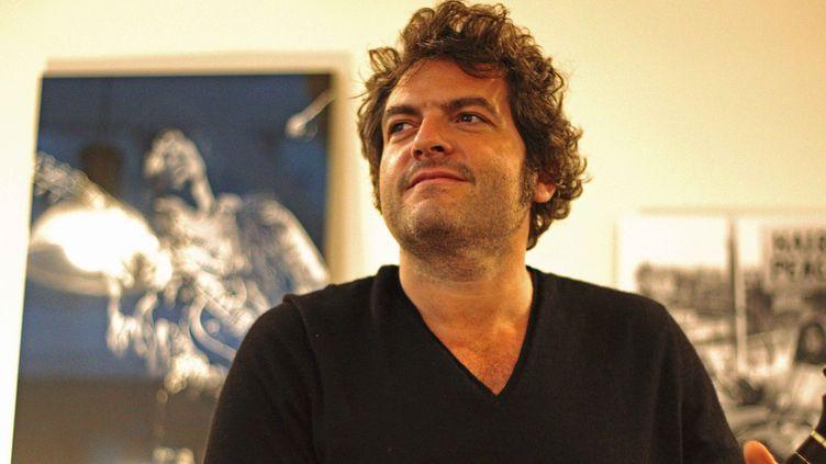 Matthieu Chedid, le 4 novembre 2015 à Paris  (Boris Courret)