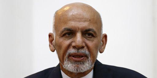 Le président afghan Ashraf Ghani à Kaboul le 29 septembre 2015 (REUTERS - Mohammad Ismail)
