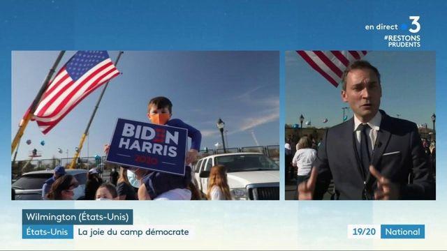 Présidentielle américaine : Biden élu, Trump ne reconnaît pas sa défaite