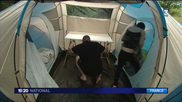 Campings : les juillettistes partent, les aoûtiens arrivent