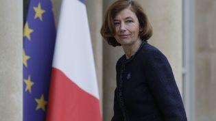La ministre française de la Défense Florence Parly à l'Elysée, le 11 novembre 2019. (GEOFFROY VAN DER HASSELT / AFP)