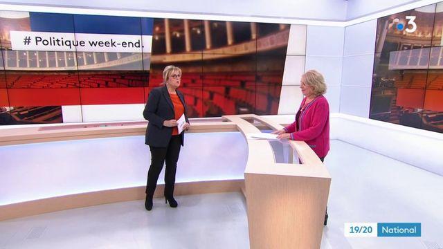Politique week-end : Emmanuel en première ligne