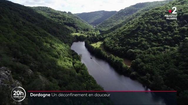 Dordogne : un déconfinement en douceur