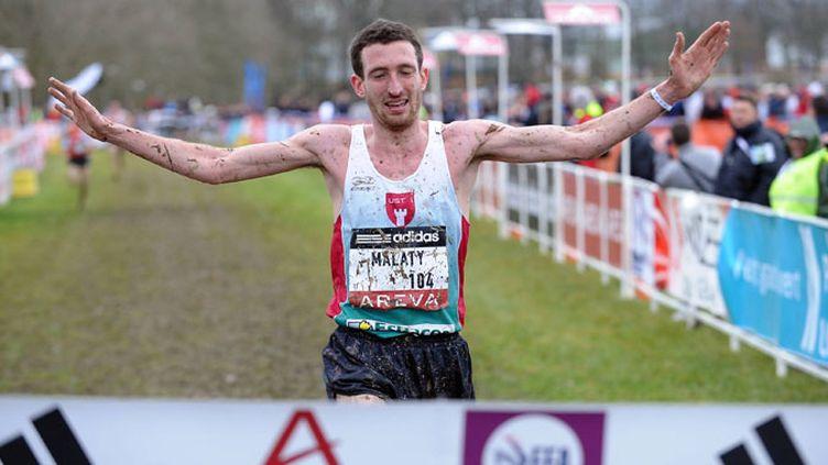 Benjamin Malaty nouveau champion de France de cross
