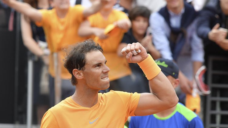 Rafael Nadal (TIZIANA FABI / AFP)