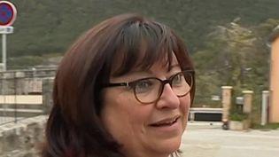Les préoccupations sont nombreuses dans les communes rurales et isolées. C'est le cas notamment pour Denise Leiboff, maire de Lieuche, dans l'arrière-pays niçois. C'est le plus petit village du département des Alpes-Maritimes. (france 3)