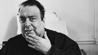 Le compositeur français Philippe Sarde en 2006. (FAUX/SIPA)