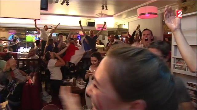 Victoire des Bleus : ambiance festive en France
