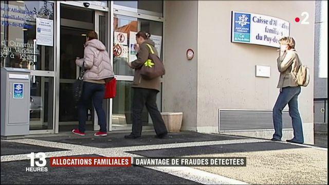 Allocations familiales : davantage de fraudes détectées