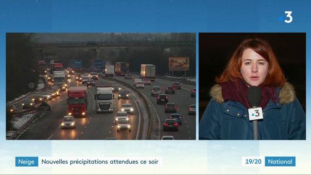 Neige : nouvelles précipitations attendues dans la nuit sur les Hauts-de-France