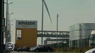 Coronavirus : le géant de la livraison Amazon enverrait-il ses salariés au casse-pipe ? (ENVOYÉ SPÉCIAL  / FRANCE 2)