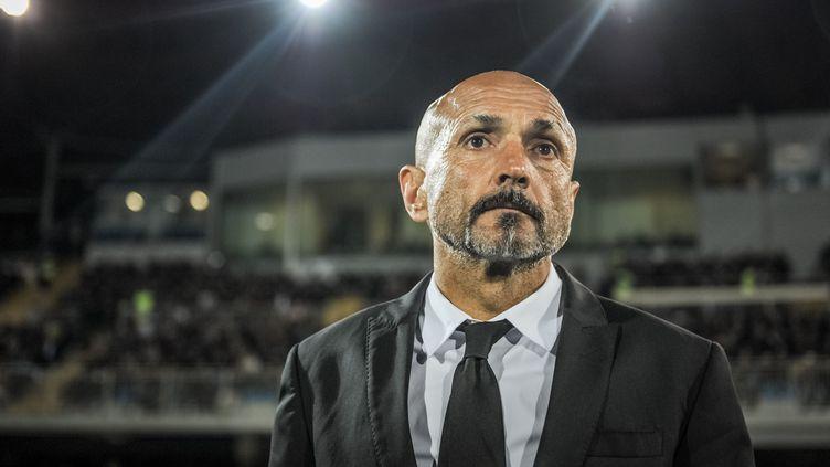 L'entraîneur italien Luciano Spalletti (ADAMO DI LORETO / NURPHOTO)