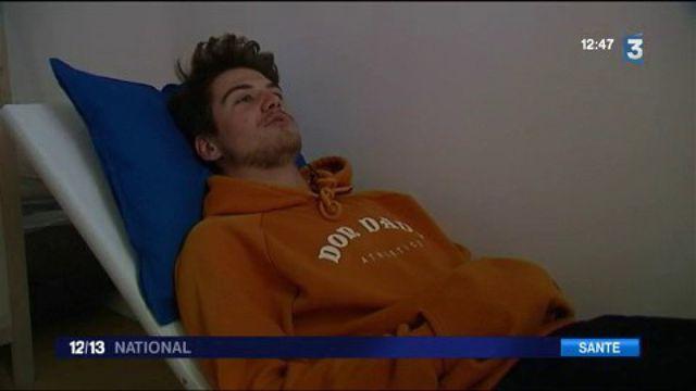 Université : une salle de sieste pour les étudiants en médecine de Saint-Étienne