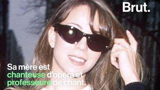 VIDEO. Une des plus grandes divas du monde, une voix hors norme… La vie de Mariah Carey (BRUT)