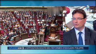 Philippe Gosselin, député LR (France 3)