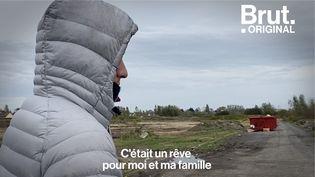 """VIDEO. À Calais, des mineurs toujours livrés à eux-mêmes 4 ans après le démantèlement de la """"jungle"""" (BRUT)"""