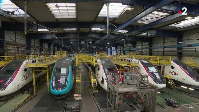SNCF : remise sur les rails de trains à l'arrêt depuis plus d'un mois