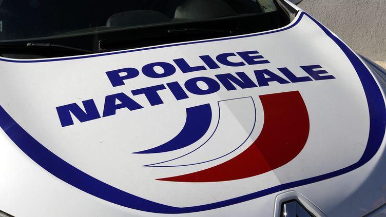 Un véhicule de police, le 21 février 2017. (Photo d'illustration) (MAXPPP)