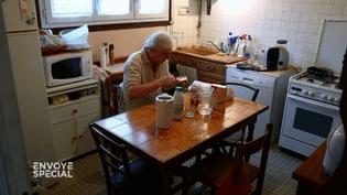 Un retraité victime de Dentexia (FRANCE 2 / FRANCETV INFO)