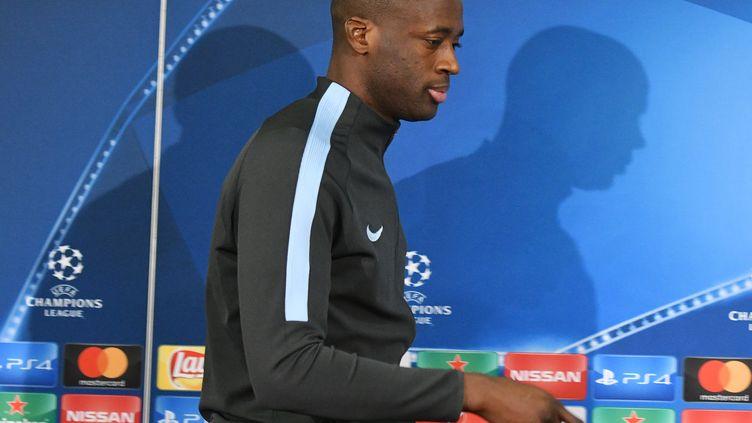 Yaya Touré. (GENYA SAVILOV / AFP)