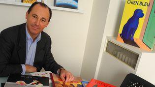 Louis Delas, Directeur général de l'école des loisirs  (Laurence Houot / Culturebox)
