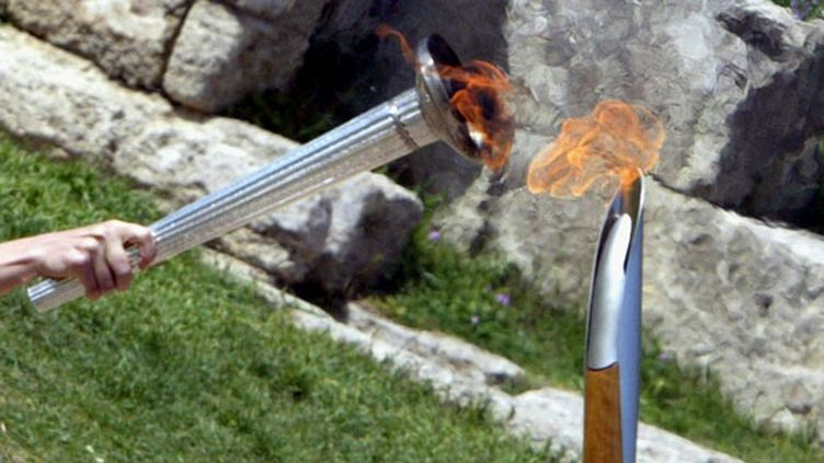 La flamme olympique partira le 29 septembre d'Olympie