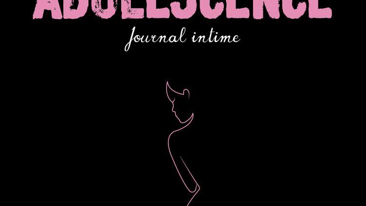 """""""D'après mon adolescence, journal intime"""" de C. Solé (EDITIONS ALBIN MICHEL)"""
