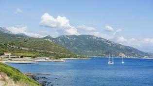 La ville d'Ajaccio en Corse. (MAXPPP)