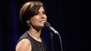 Cristina Branco au Festival des Voix à Paris, janvier 2014  (Sadaka Edmond / SIPA)