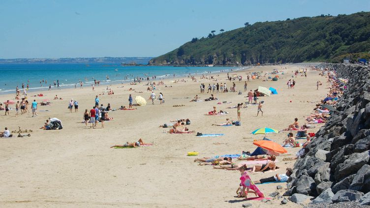 Les bons chiffres de l'été 2013 sont dus avant tout aux étrangers. (  MAXPPP)