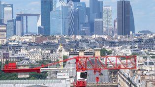 Le quartier de la Défense, près de Paris, compte sur l'arrivée d'investisseurs et de chefs d'entreprise, quittant Londres à l'occasion du Brexit. (MAXPPP)