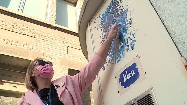Visite gratuite autour du Street art à Reims