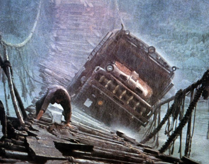 """""""Le Convoi de la peur"""" (1977) de William Friedkin  (Warner Bros.)"""